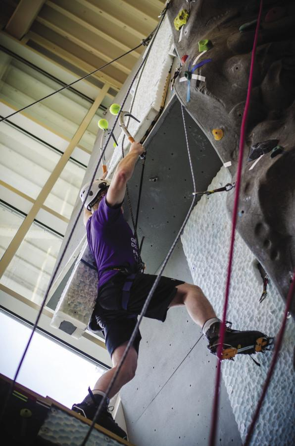 EPIC takes climbing to new level