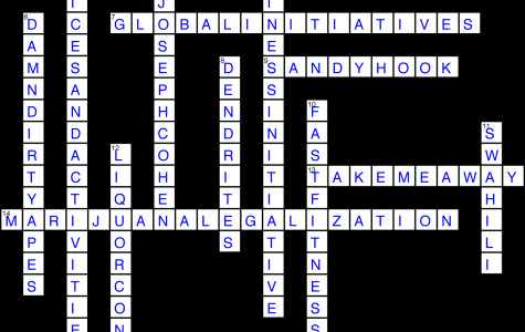Issue 17 Crossword Solution