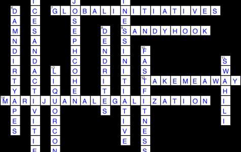 Issue 17 Crossword Solution