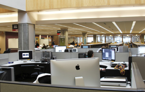 New Learning Commons, MARS lab relocated to library