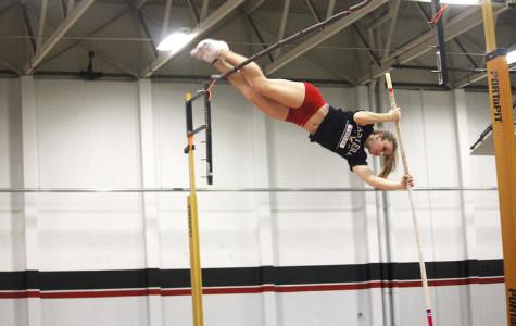 Vaulters aim to pass Big Sky ceiling