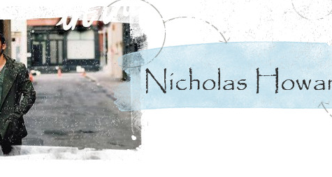 "Nicholas Howard sings ""Silhouette"" at the PUB"