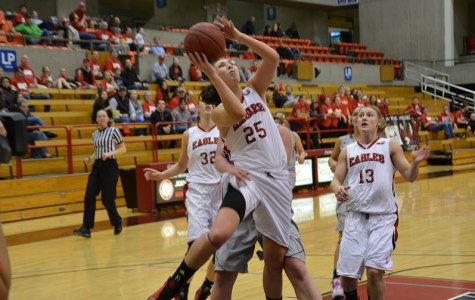 Redshirt freshman Hayley Hodgins scored a career-high 24 points