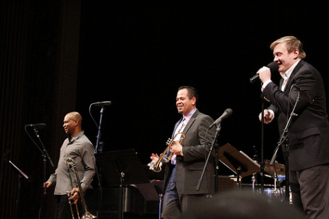 Jazz festival blasts off at the speed of light