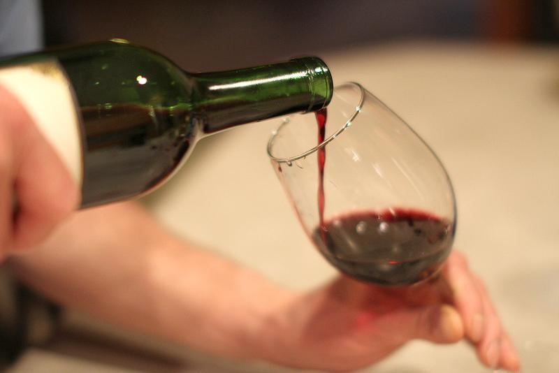 Photo illustration by: Aaron Malmoe  Claret is one of the many types of red wine currently sold in markets.