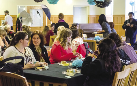 Home program holds 15th annual tea party fundraiser