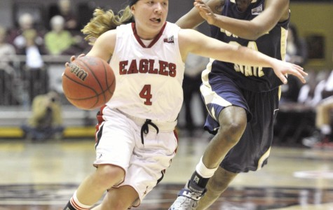Eagle women cap off season with playoff run