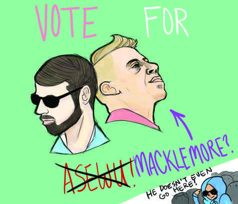 Vote for Macklemore