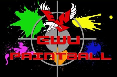 EWU football program shootout on paintball field
