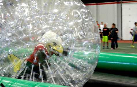 Sixth annual Blitz event gets EWU students active
