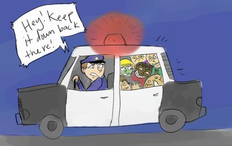 June 5, 2013 Police beat