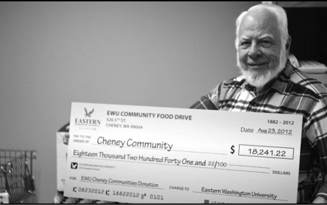 Cheney Food Bank director prepares to retire after 14 years of being interim director