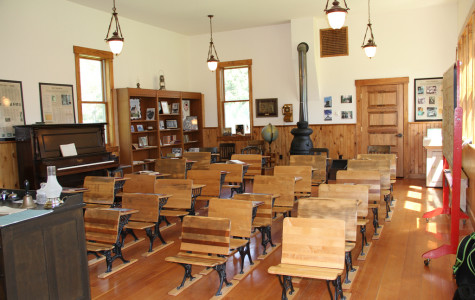 One-room schoolhouse a reminder of Eastern community's heritage