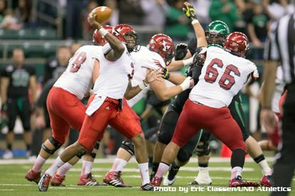 Turnovers spark EWU rout of North Dakota