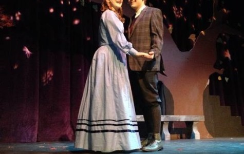 Plums not too ripe for 'Fantasticks'
