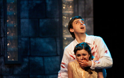 Dumoulin and Meyer steal the show in EWU's 'Macbeth'