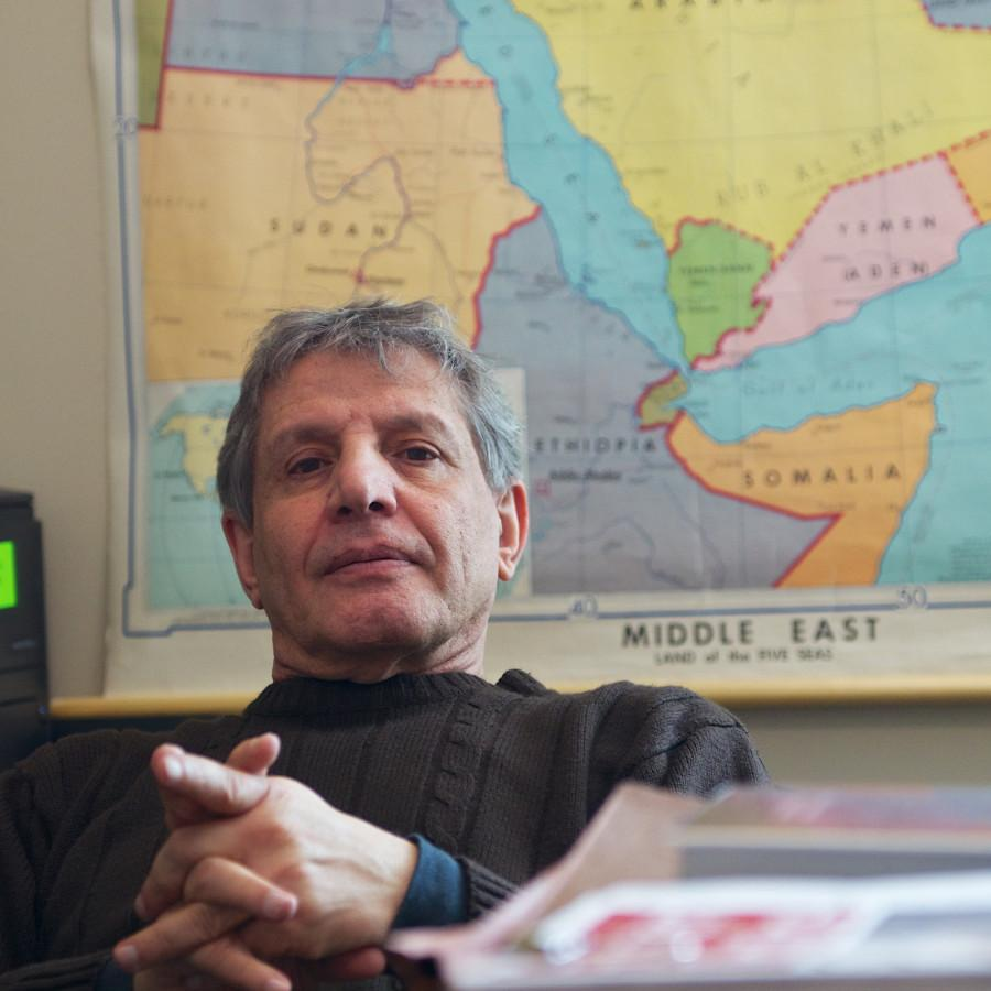Professor+educates+on+tension+in+Middle-Eastern+countries