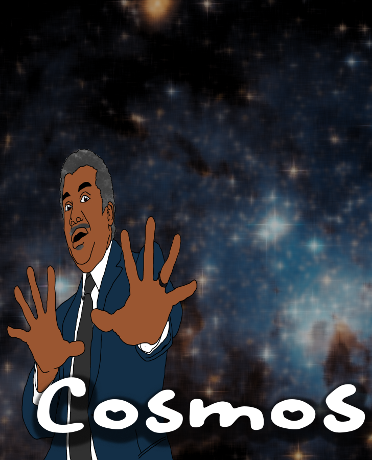 Cosmos, the Universe in Forty-Five Minutes