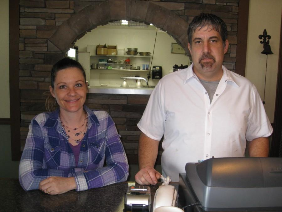 Top of the Line Seafood & Burgers, owned by Lonnie and Lashay Germain, strives to serve fresh, quality dishes