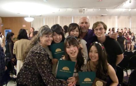 Dual-degree international student achieves goals