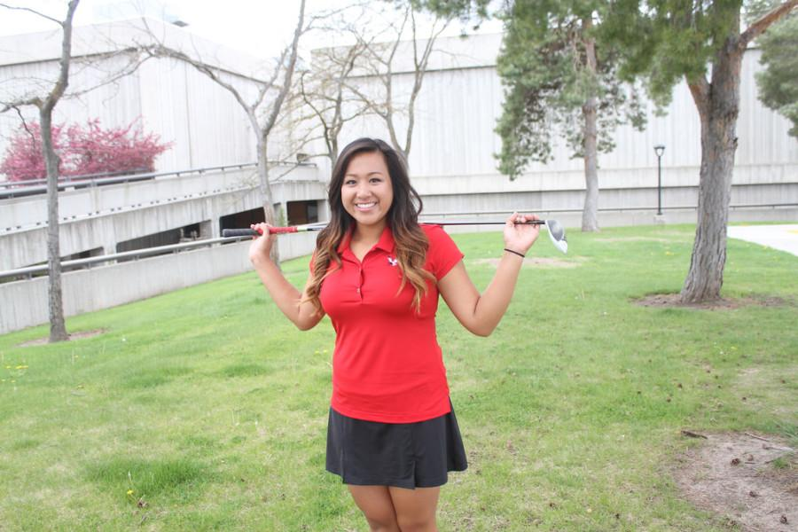 Marissa Borja made the Big Sky All-Conference Team, and she is the first EWU golfer to do so since 2009.