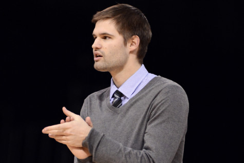 David Riley takes over as new EWU head coach