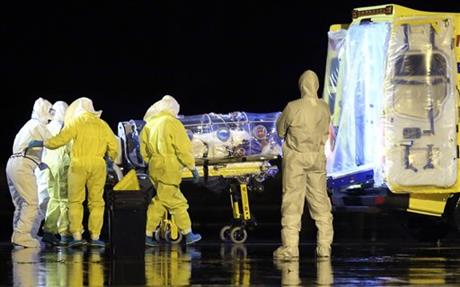 Awareness and concern of Ebola ripples across the US