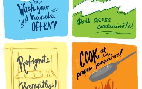 Foodborne illnesses misunderstood
