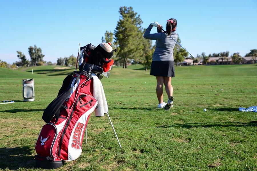 Lady Eagles golf teams sets new cleats on the green