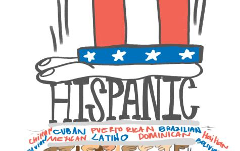 The 'Hispanic' blanket term is not that warm