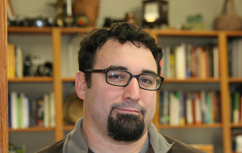 New chair for EWU Department of Geography and Anthropology digs up old inventory