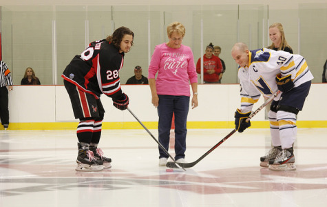 Hockey and cancer take center ice