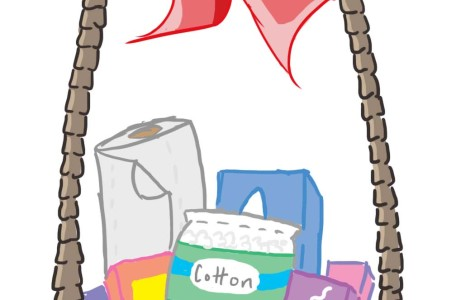 SAAC holds toiletry drive