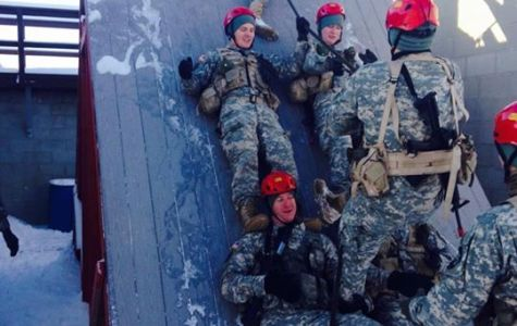 EWU ROTC finishes fourth at annual Ranger Challenge