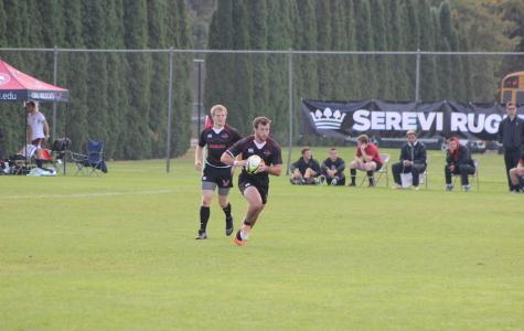Men's rugby battling UW on Nov. 15