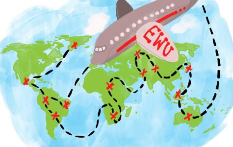 Eastern's Study Abroad Association connects students' travel interests