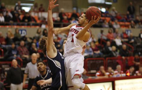 EWU men's basketball makes history