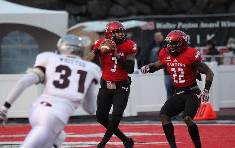 Eagles defeat Montana, advance to FCS quarterfinals versus Illinois State