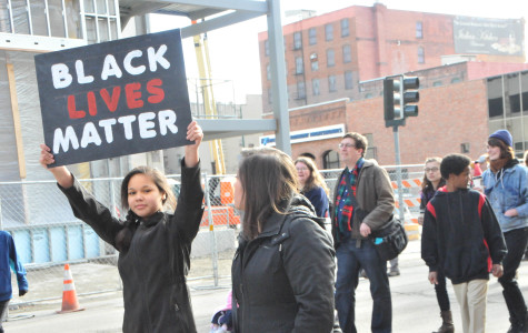 Spokane march symbolizes awareness, need for change in America