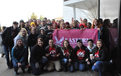 EWU collaborates with local nonprofits for MLK Day of Service