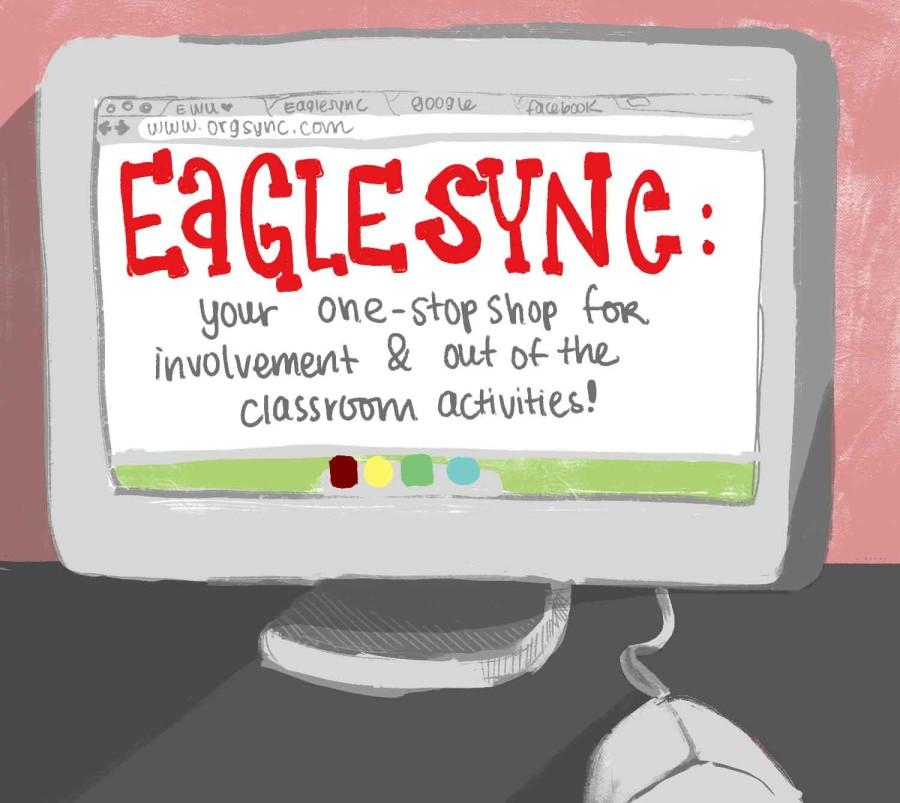 Eaglesync creates an online community for EWU campus organizations