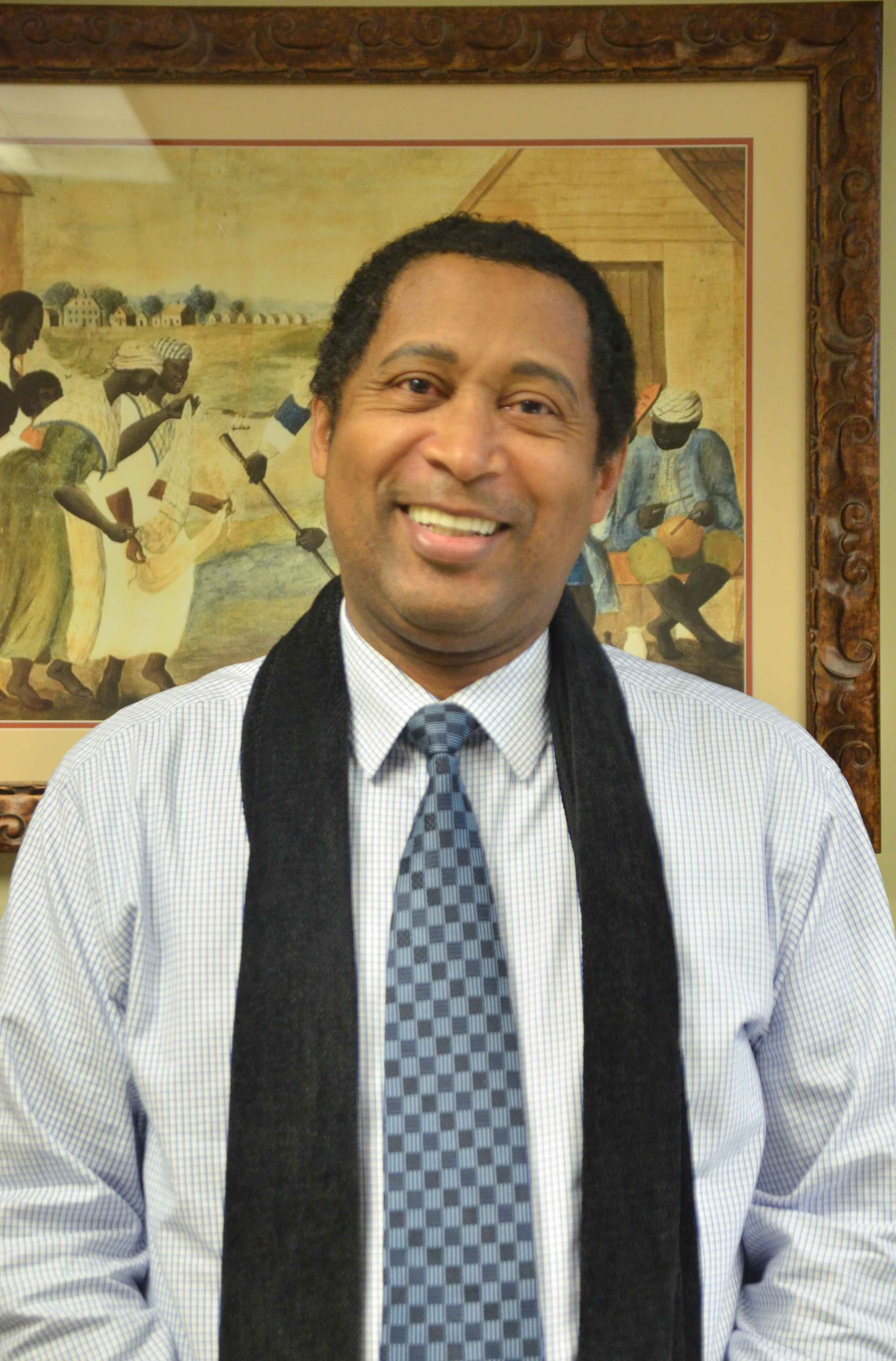 Dr. Finnie became the EWU Africana department director in 2014