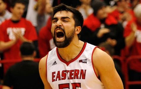 EWU roars at the top