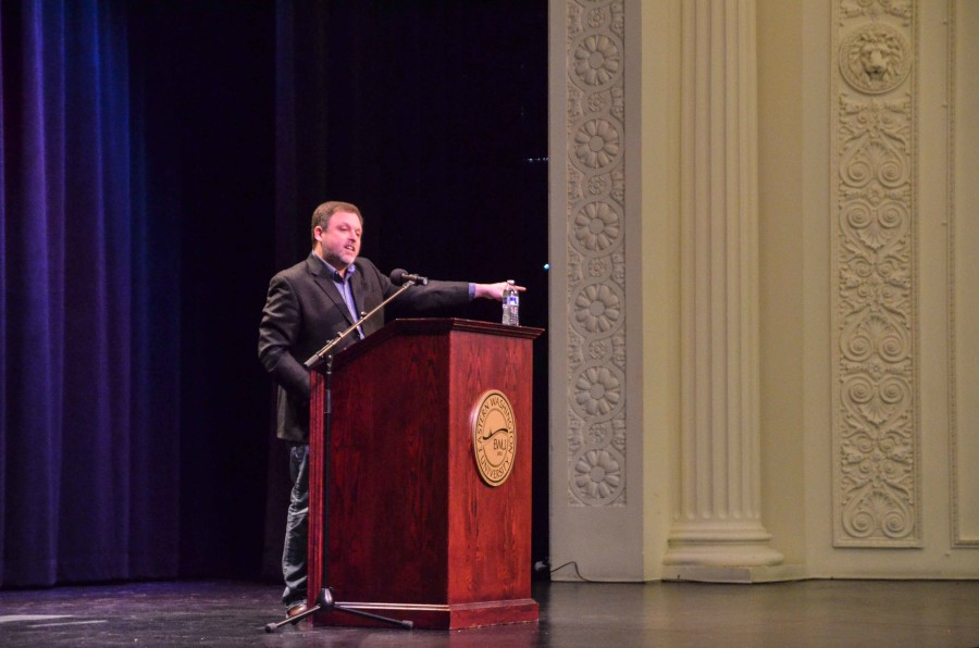 Tim Wise raises awareness in combating racism.