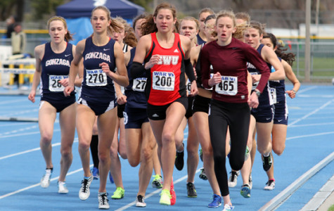 EWU athletes set seven conference qualifying marks over the weekend