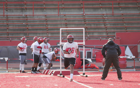 Defense proving its potential at first scrimmage