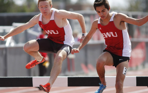 EWU track and field set four qualifying marks in California