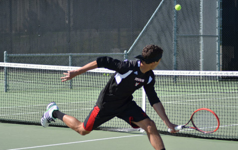 Men's tennis finishes season strong, beats Idaho, 4-3