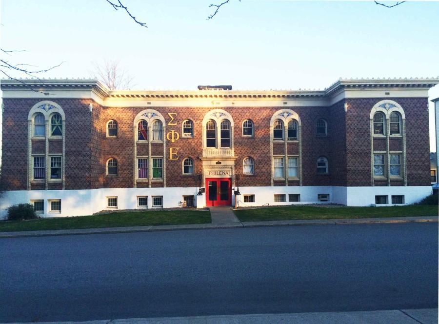 EWU Sigma Phi Epsilon fraternity alleged of 'misbehavior'