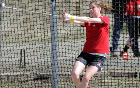 EWU Track and Field solid in Corvallis